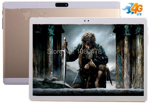 2017 New 10 inch 4G LTE Tablet Android 6 0 Octa Core RAM 4GB ROM 64GB