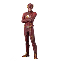 Elsadou 17cm Marvel Super Hero The Flash Action Figures Justice League Doll Toys