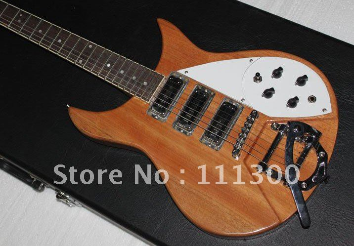 brand timber 12 strings backer electric guitar tremolo hollow in guitar from sports. Black Bedroom Furniture Sets. Home Design Ideas