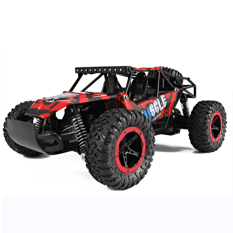 RC Car 1/16 4WD Remote Control Cars Kids Radio Controlled Car Vehicle 2.4Ghz Electric RC Toys Monster Truck Buggy Off-Road Toys