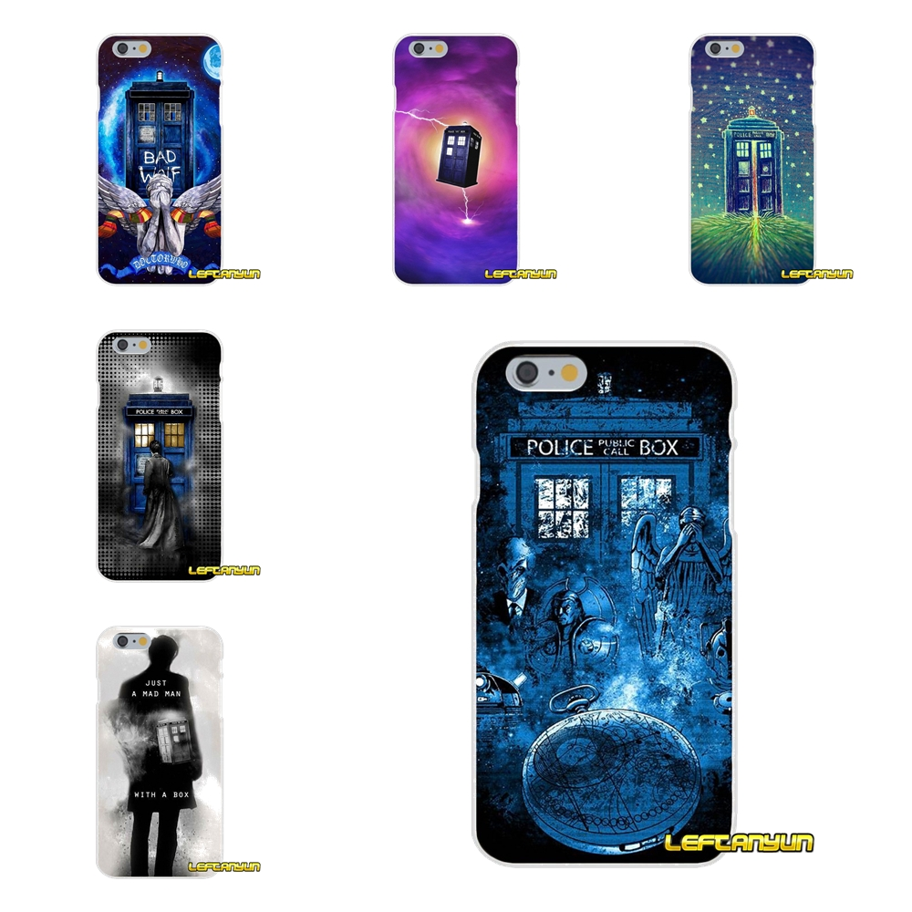 Phone Bags & Cases Lvhecn S3 S4 S5 Phone Cover Cases For Samsung Galaxy S6 S7 S8 S9 Egde Plus Note 4 5 8 9 Artistic Doctor Who Tardis Starry Night