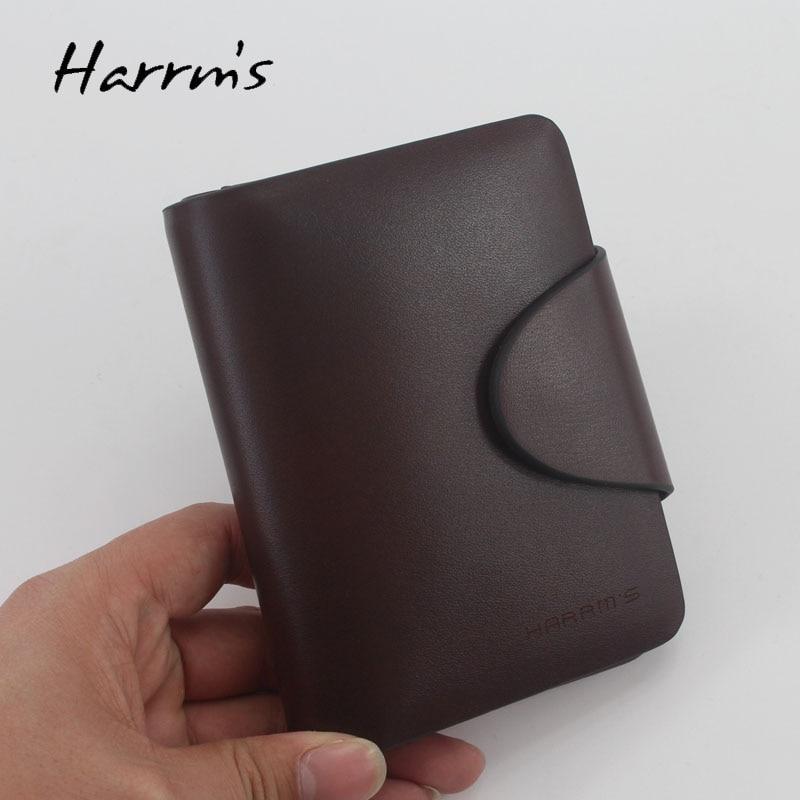 Harrms famous brand genuine leather men