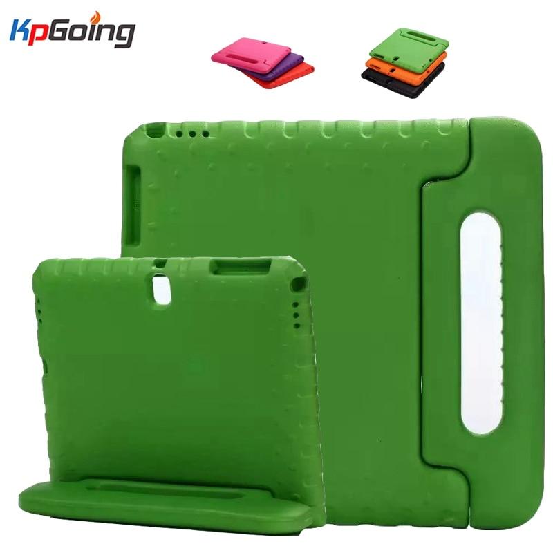 Top Case for Samsung Galaxy Tab S 10.5 T800 T805C 2017 New Listing Children Shock Proof EVA Cover Kids Tablet Case Cover Holder falmec quasar top parete 90 ix 800