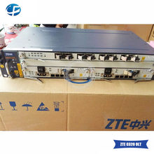 Hot Sale C320 OLT 2Pcs 10GE Smxa/3 Kartu 8 Port Gtgo GPON C + Kartu Serat Optik Peralatan(China)