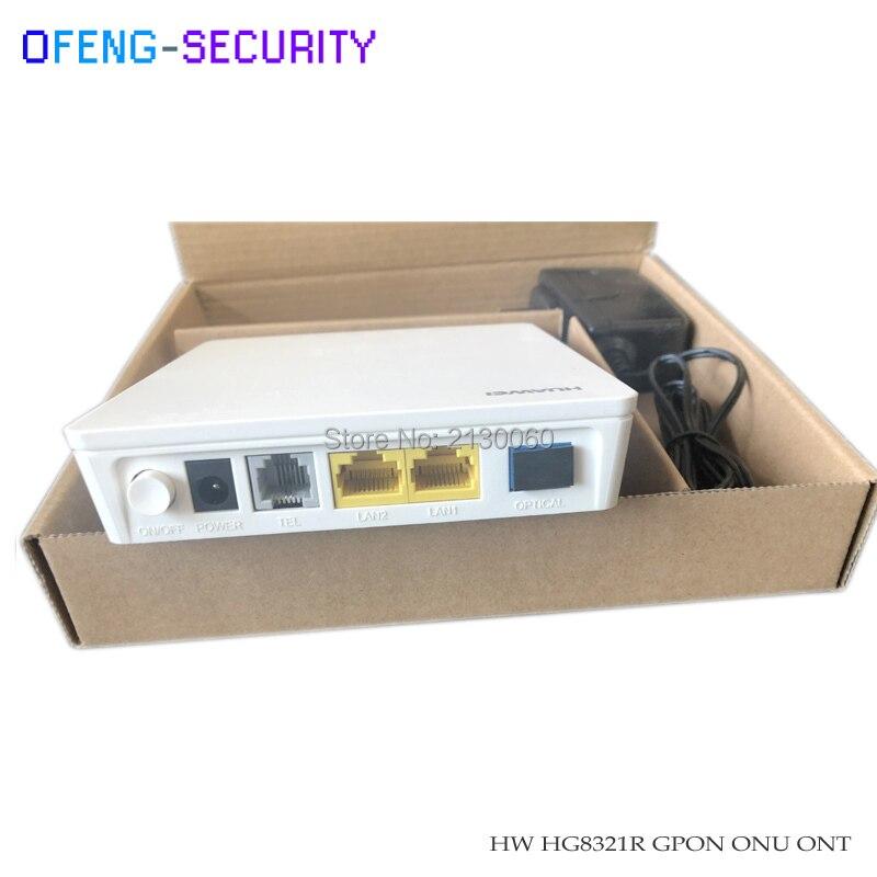 HUAWEI HG8321R GPON ONU ONT FTTH Optical Module 2FE+1TEL HG8321R FTTH HGU Router Mode