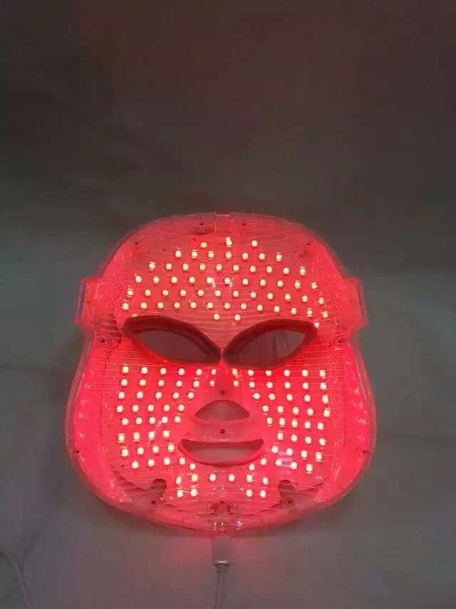 Freeshipping new LED Facial Mask - face skin care Led Photon Facial PDT mask zanabili original korea berry aha bright peel sleeping pack 100ml skin care face sleep mask moisturizing smooth skin facial mask