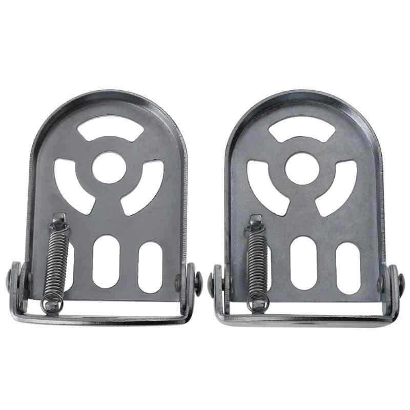 New Practical Iron Bike Pedals for MTB Non-slip Bicycle Pedal Footrest Platform Antiskid Cycling Pedal Riding Bike Part