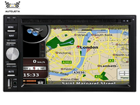 4UI Intereface Combined In ONE System CAR DVD PLAYER FOR Universal 2DIN Double Din 178 100CM