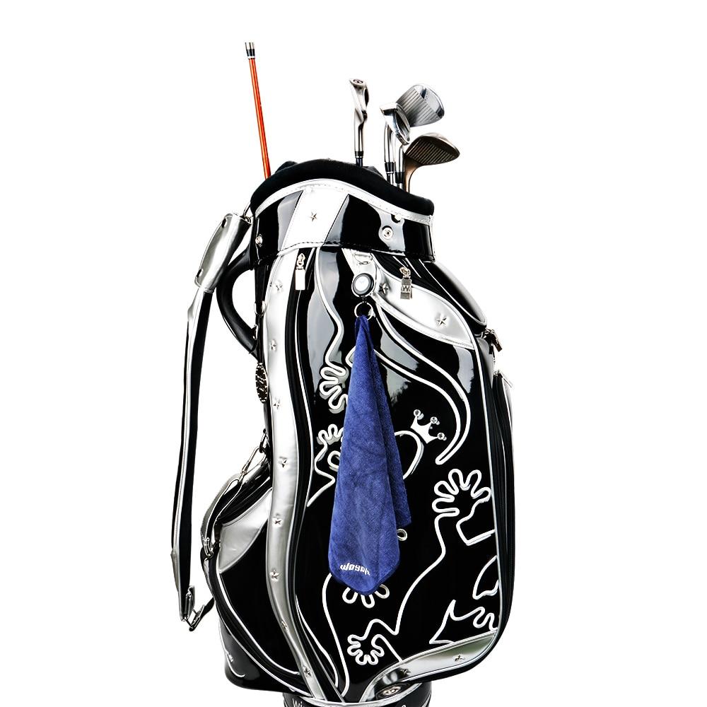 Golf mini törölköző pamut tiszta golfütők szerszám három - Golf - Fénykép 5