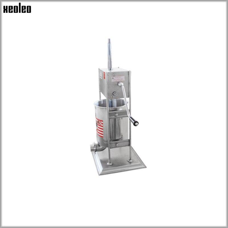 XEOLEO 7L Churros faisant la machine de remplissage de fruits Latin Gigi machine de remplissage de fruits équipement automatique Commercial d'acier inoxydable - 4