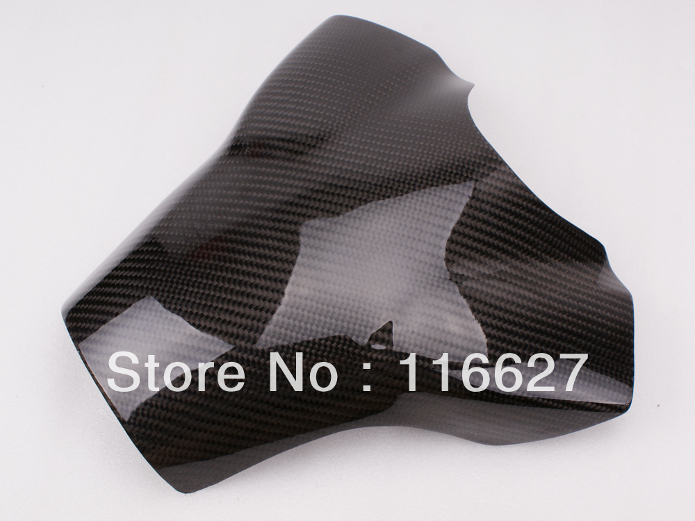 Freeshipping Carbon Fiber Fuel Gas Tank Protector Pad Shield For YAMAHA YZF-R1 2007-2008 arashi carbon fiber gas tank cover pad protector for honda cbr600 rr 2007 2008 2009 2010 2011 2012 accessories fuel case