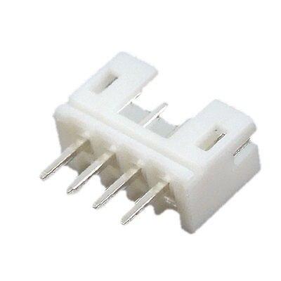100 Pcs 4 Pin PCB Board 2mm Pitch IC Socket Connectors Free shipping [vk] 553602 1 50 pin champ latch plug screw connectors