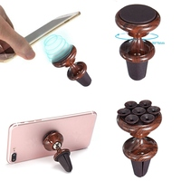 Universal Adjustable Magnetic Sucker Car Air Vent Holder 360 Degree Rotation Stand Mount For GPS Mobile