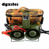 2 60W External Loud Speaker With Timer On Off Electronics Mp3 Hunting Bird Caller Turkey Hunting