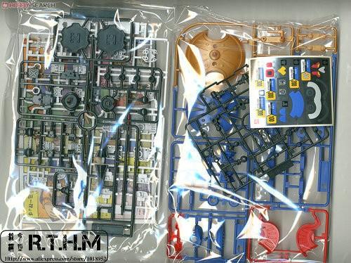 Bandai-Danball-Senki-Plastic-Model-001-LBX-Achilles-Scale-model (3)