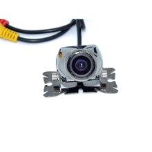 Color del CCD HD de 170 Grados Ángulo de Visión Nocturna Del Sensor LED Del Coche del Revés Del Rearview Cámara de Aparcamiento Envío Gratis