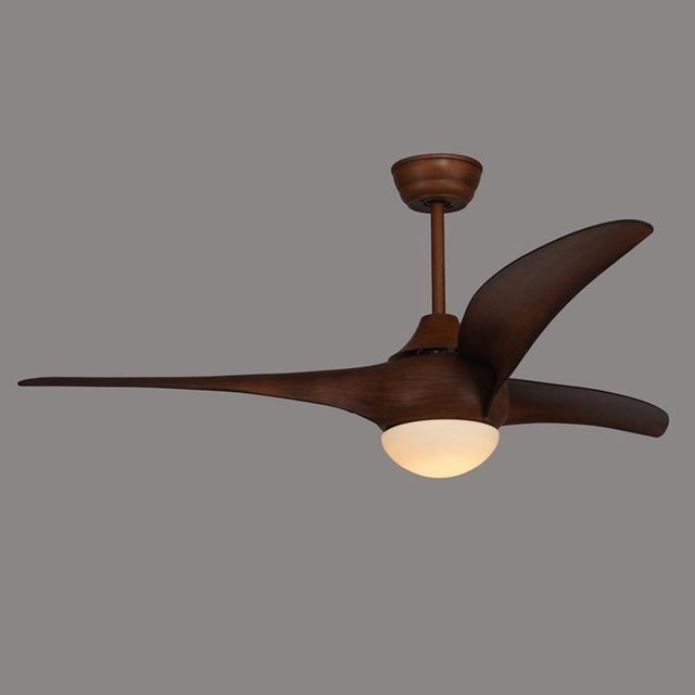 American ceiling fan restaurant dining table fan light wood leaf american ceiling fan restaurant dining table fan light wood leaf continental retro with led bedroom living mozeypictures Image collections