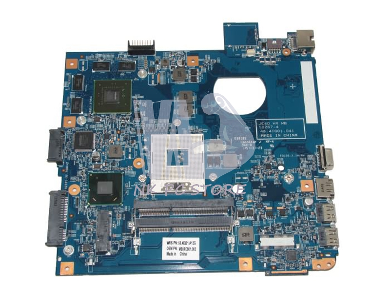 все цены на MBRC901002 MB.RC901.002 For Acer aspire 4750 4750G Laptop Motherboard 48.4IQ01.041 HM65 DDR3 GT540M 1GB Discrete Graphics в интернете