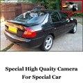 Câmera do carro Para Ford Mondeo Para MK2 MK3 1996 ~ 2007 Alta Qualidade Rear View Camera Back Up Para Amigos | CCD + RCA
