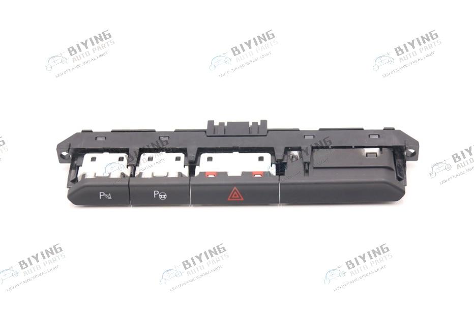 Bouton de commutation d'assistance au stationnement automatique PDC PLA pour Passat B8 MQB