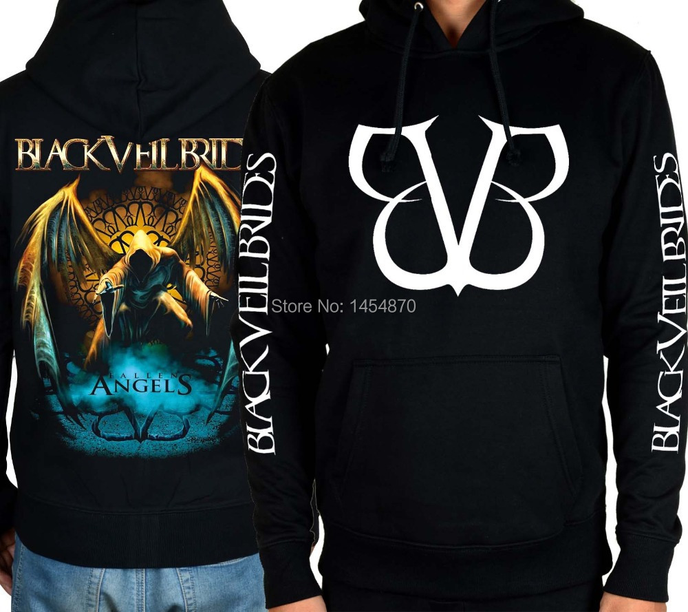 Cool BLACK VEIL BRIDES Band Music New Hoodie Mens RARE ITEMS