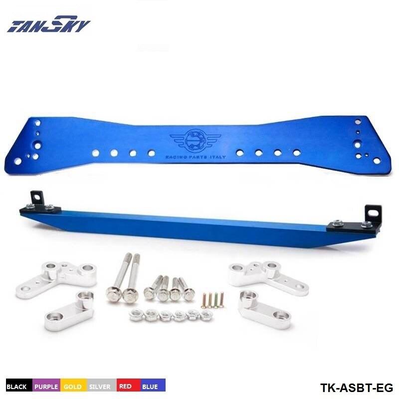 Rear Lower Subframe Brace Tie Bar For Honda Civic 88-95 TK-ASBT-EG-EP