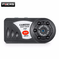 Q7 Mini Wifi DVR 720P Wireless IP Camcorder Video Recorder Camera Infrared Night Vision Camera