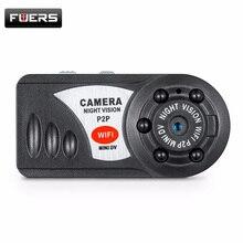 Q7 Mini Wi-Fi DVR 720 P Беспроводной IP видеокамеры видеорегистратор Камера инфракрасного ночного видения Камера