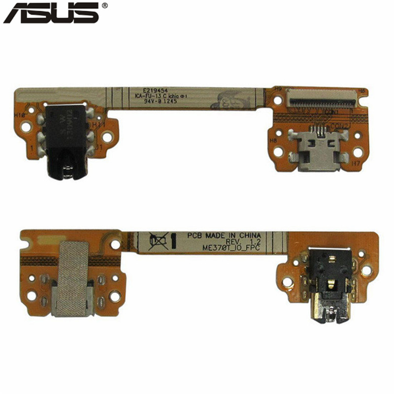цена на Asus USB Power Charger Charging Port Flex Cable replacement parts For Asus Google Nexus 7 ME370T