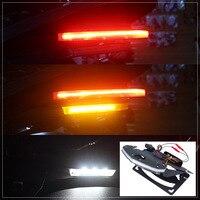Светодиодный светодио дный указатель поворота Стоп сигнал номерной знак Предупреждение ющий светодио дный сигнал светодиодные фонари Инт