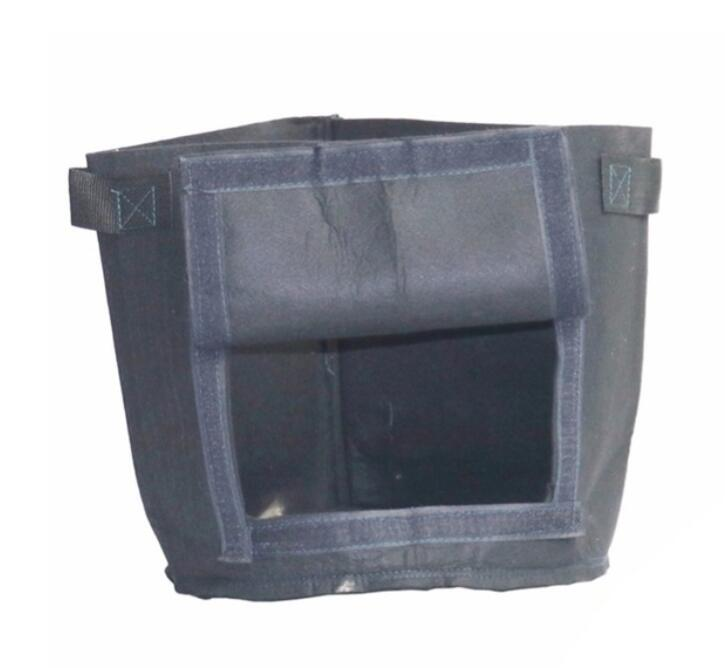 OB 9 colors fang colors Black Thickening Fabric Pot Plant Pouch Root Container Grow Bag Tools