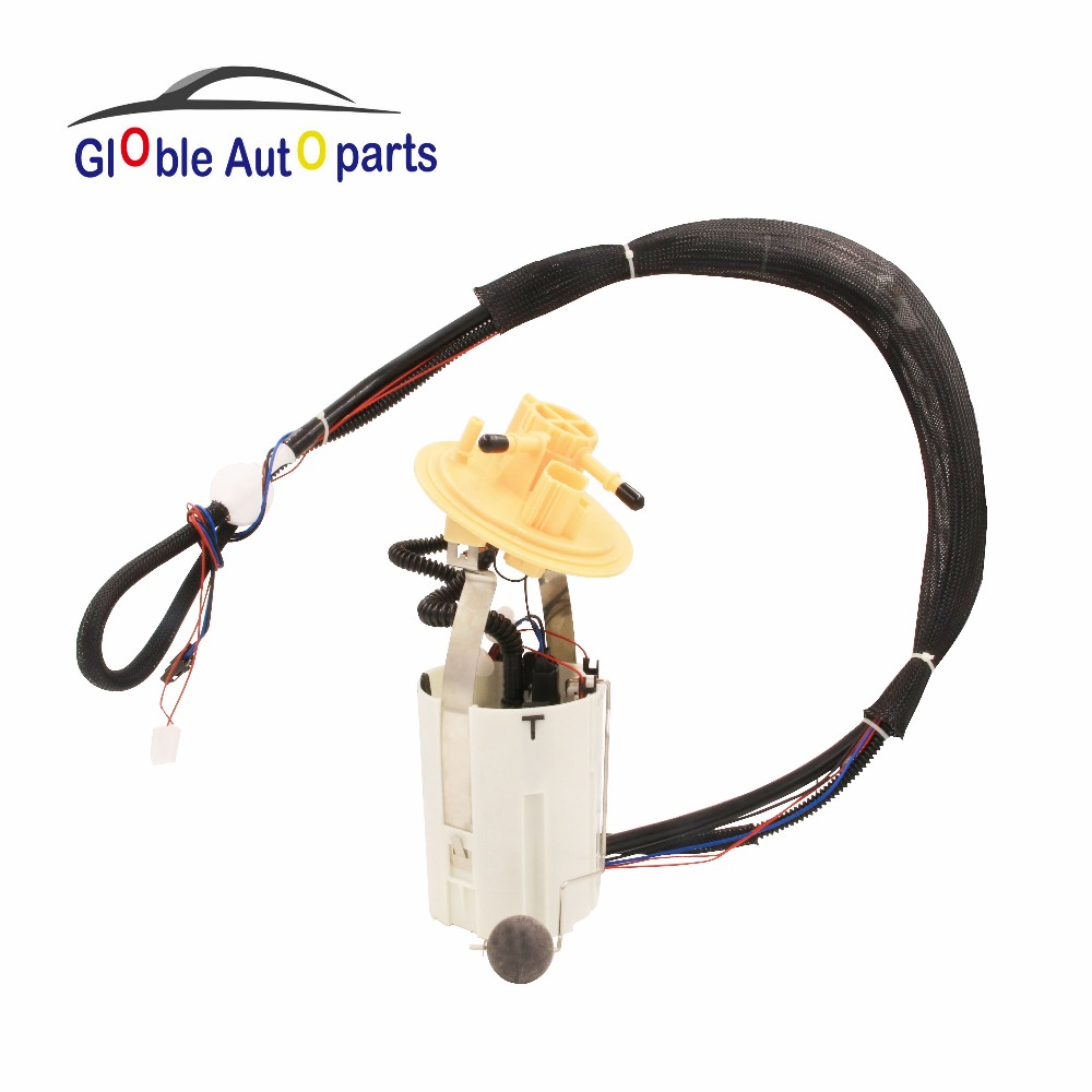 12V New High Electric Intank Fuel Pump Module Assembly For Volvo S60 V70 S80 1999-2002 1582980138 30761743 30769013 12353006101 used genuine for fomoco fuel pump assy gasoline pump assembly module for volvo s80 2 0t ag9n 9h307 ce 31336697