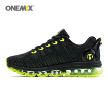 ONEMIX Running Shoes For Men Reflective Mesh Vamp Air Cushion Shoes Outdoor Women Casual Shoes Max 270 Sneakers Shoes Men цена 2017