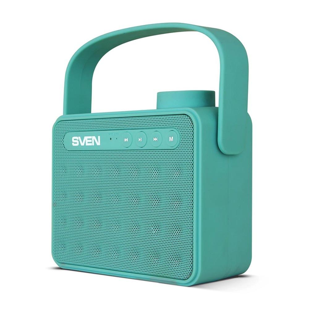 Consumer Electronics Portable Audio & Video Speakers SVEN SV-016104 speakers bluedio bs 3 consumer electronics portable audio
