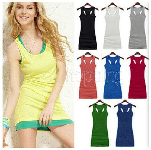 Aliexpress.com : Buy Q330 New Hot Summer Woman Girl Simple Solid ...