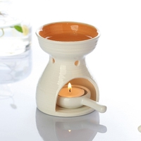 Dia 8 5 Height 11cm Color Ceramic Fragrance Oil Burner Essential Oil Furnace Air Freshener Containers