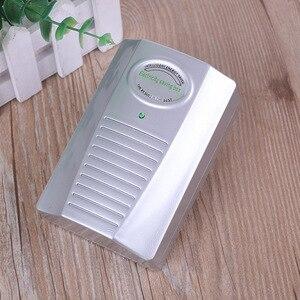 Image 3 - Intelligent Energy Saver socket 90V 240V New Type Power Electricity Saving Box ahorrador de corriente EU/UK Plug drop shipping