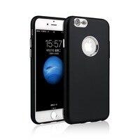 For Iphone 6 6s 7 Plus Case Luxury Cover Soft TPU Cases Silicone Phone Funda Capa