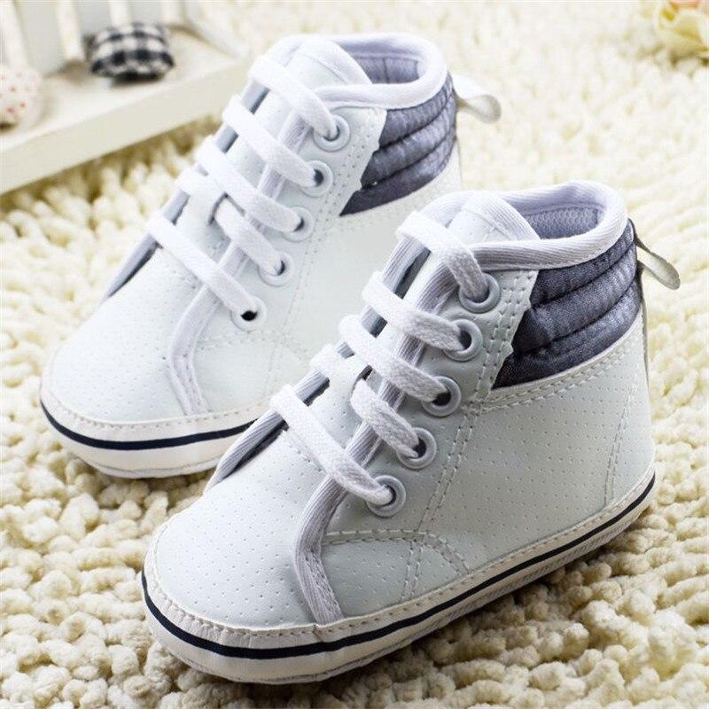 •Новый Младенческая малышей новорожденных Обувь для ...