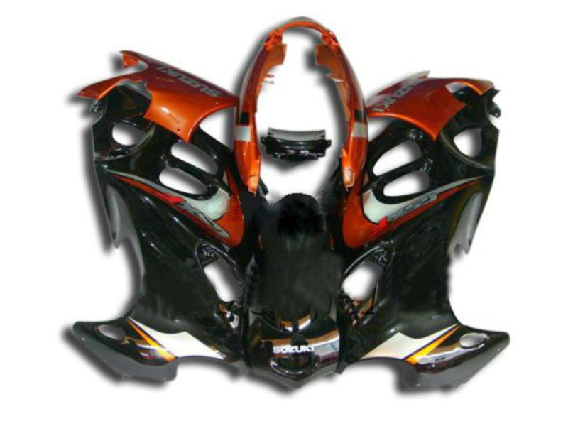 Orange Customize ABS Fairing for Suzuki GSX600F GSX750F 97 98 99 00 01 02 03 04 05 06 GSX 600F 750F Katana