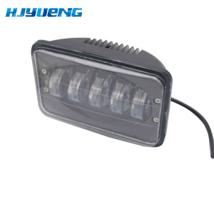 Image 3 - Car Led Light Bar 50W 6 inch LED Work Light Flood Driving Lamp for Car Truck Trailer SUV Offroads Boat 12V 24V 4X4 4WD