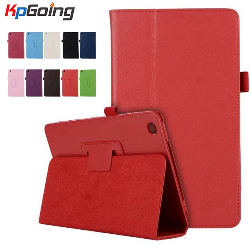 For Huawei MediaPad 8.0 Case PU Leather Folio Stand Cover Case for Huawei MediaPad T3 KOB-L09 for 8'' for Honor Play Pad Fundas folio slim cover case for huawei mediapad t3 7 0 bg2 w09 tablet for honor play pad 2 7 0 protective cover skin free gift