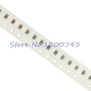 100pcs/lot 0603 SMD 1/8W Chip Resistor Resistors 0 Ohm ~ 10M Ohm 0R 1K 4.7K 4K7 10K 100K