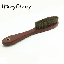 The Long Handle Brush Horsehair Sweater Dirty Hands Not To Hurt Cortex Elastic Ash Oil Polishing