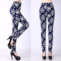 Black Milk Legging with  Printed Time Adventure Time Leggings Pants for Ladies Pants Soft Touching Material