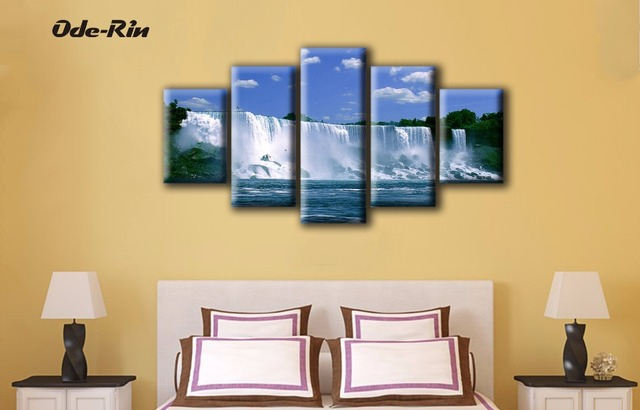 Ode Rin 5 piece canvas art no frame wall art Printing canvas art ...