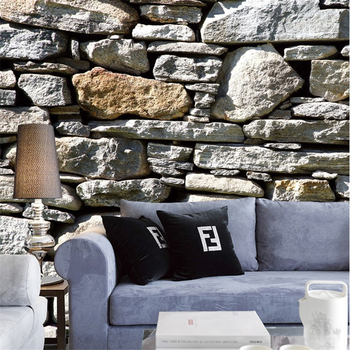 beibehang 2015 photo wallpaper Coffee personalized theme woven wallpaper British retro stone wall 3d mural wallpaper цена 2017