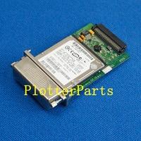 C7779-69272 GL2 formatter com HDD para HP DesignJet 800 PS 815MFP 820MFP C7769-60300 C7769-69300 C7769-60143 Original usado