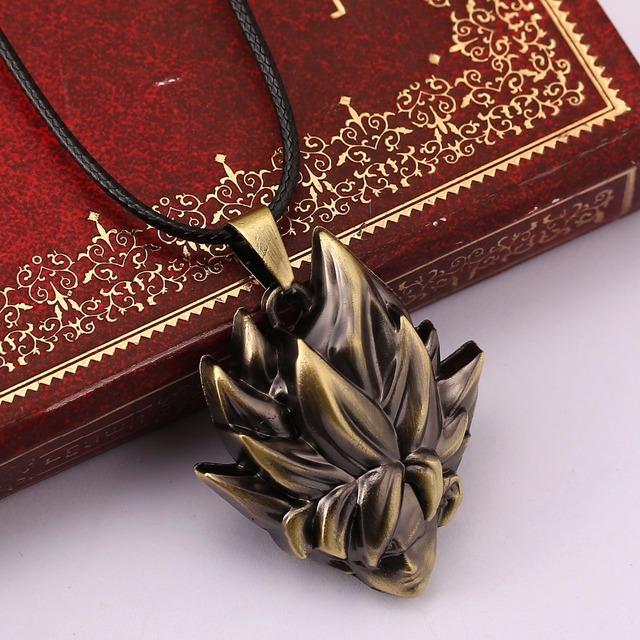 Goku Pendant Dragon Ball Chain Necklace