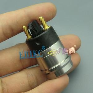 Image 2 - ERIKC części Common Rail F00RJ02697 wtryskiwacz paliwa F00R J02 697 Assy elektromagnetyczny zestaw zaworów F 00R J02 697 zawór elektromagnetyczny